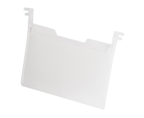 NEST AND STACK TOTES LABEL HOLDERS