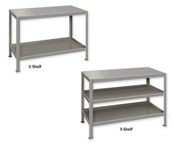 HEAVY DUTY WORK TABLES