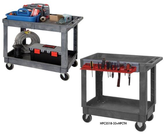 PLASTIC MOBILE CART ACCESSORIES