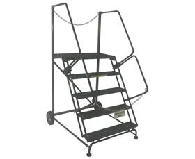 OPTION FOR TRUCK/DOCK ACCESS LADDER