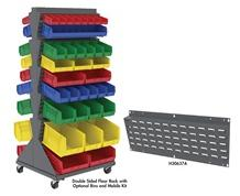 LEAN PANEL LOUVERED HANGING SYSTEM