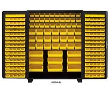 MAX-MIXED PLASTIC BIN CABINET