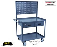 MOBILE CABINETS & WORKBENCHES